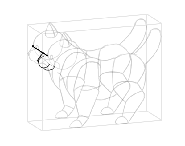 photoshop perspective simple drawing box 9