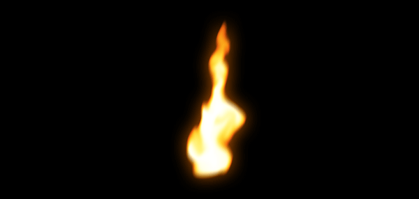 How to paint flame photoshop digital 13