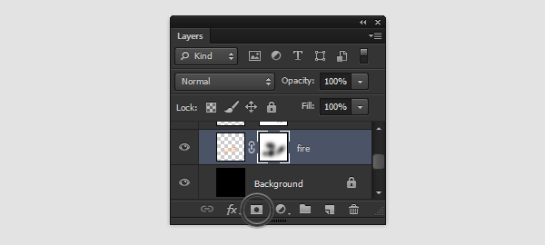 How to paint fire photoshop digital 6