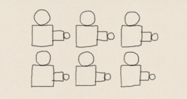 how to draw proportions precise lines copy references 15