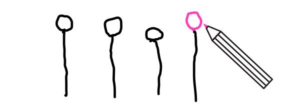 how to draw stick figure stickman tutorial spine skull 4