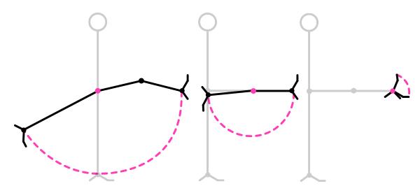 how to draw stick figure stickman tutorial legs feet 7