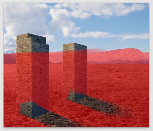 photoshop paint ground texture shading