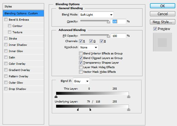 photoshop paint mountainside texture variable opacity