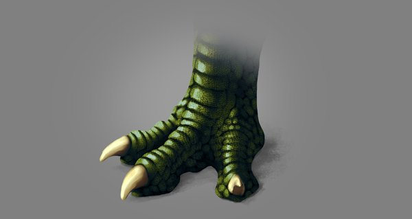 photoshop dragon claw foot scales textures overlay no white brightening