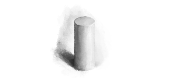 painting 3d form how to paint digital