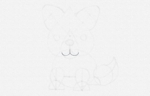 draw lips animals three