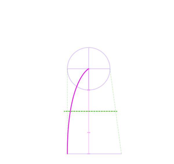 draw vaul boy fallout leg curve outer left