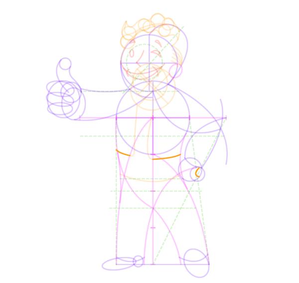 draw vaul boy fallout vest bottom