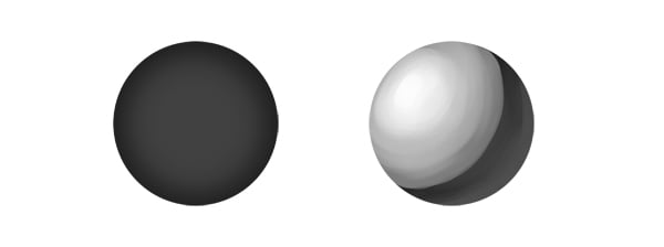how to paint ambient occlusion sphere
