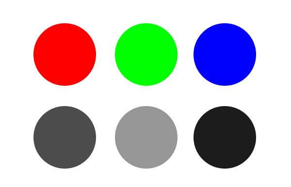 colors value