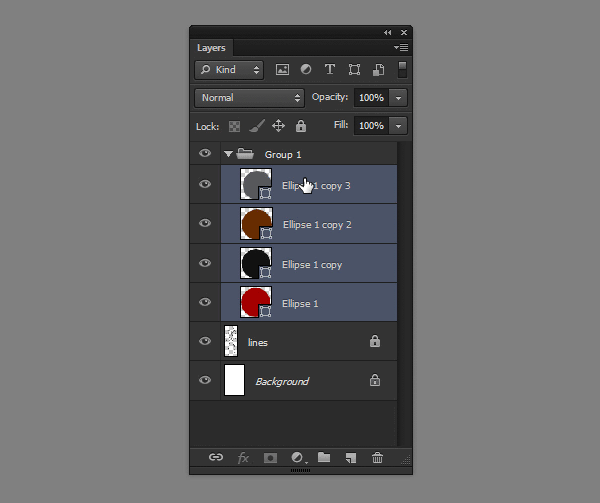 draw vector deadpool photoshop group layers