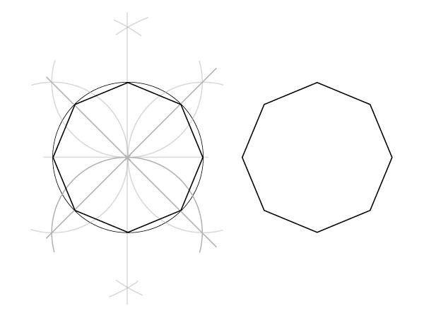 Dynamic Octagon step 6
