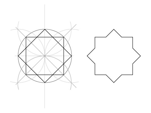 Dynamic Octagram