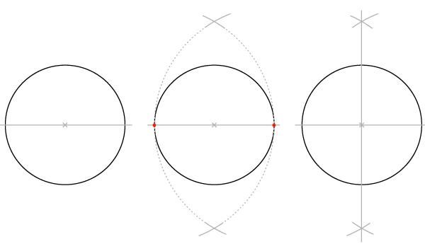 Static Square step 1-2