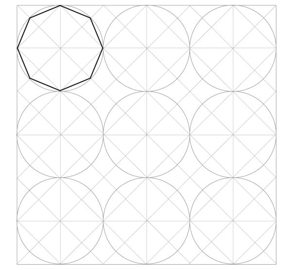 Tiled Dynamic Octagons