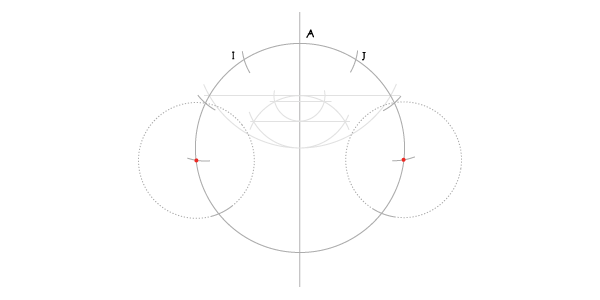 Hendecagon step 9b