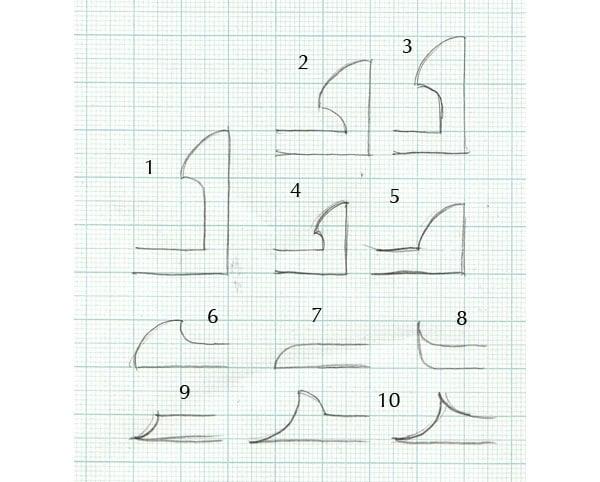Ba sketches