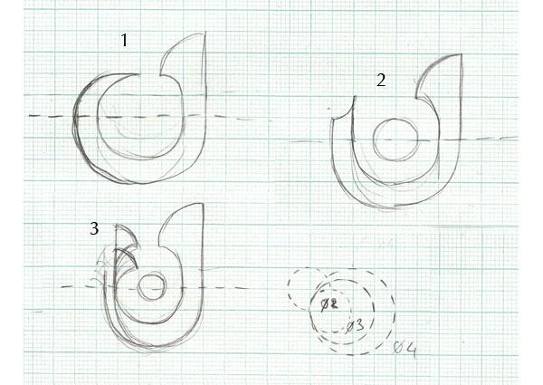 Nun sketches