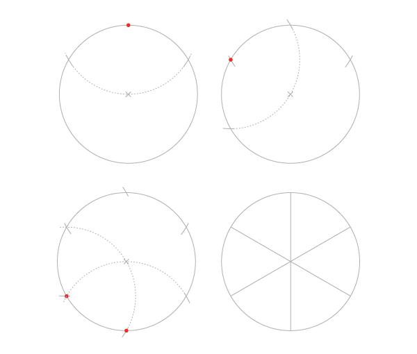 Triskele window step 1