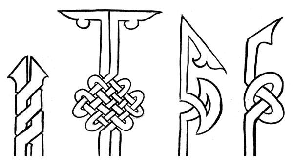 Arabic Ornament Design Tutorial Knot work and plait work