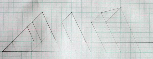 Drawing step 7