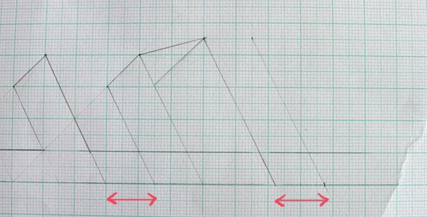 Drawing step 9