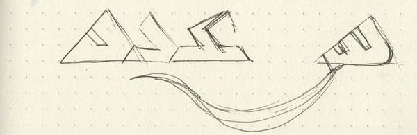Drawing step 8