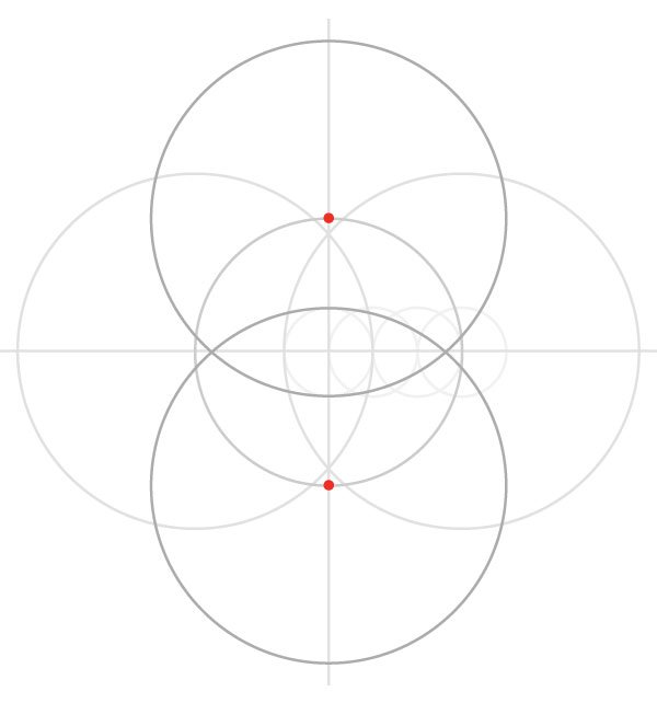 Armenian knot step 9