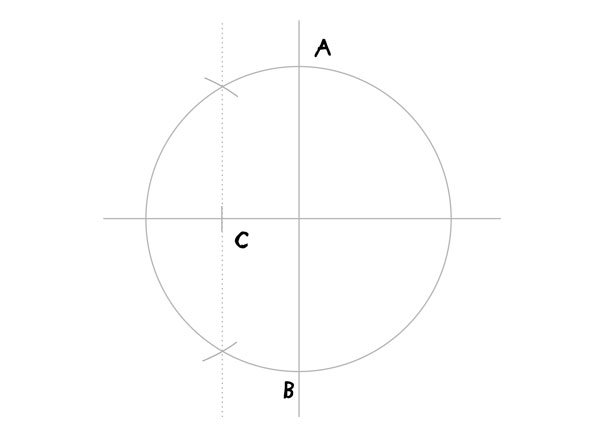 Tenfold Star in a Rectangle step 3