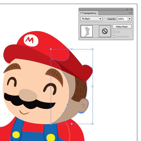 Use the Multiply belning mode to get transparency and shadowing effect
