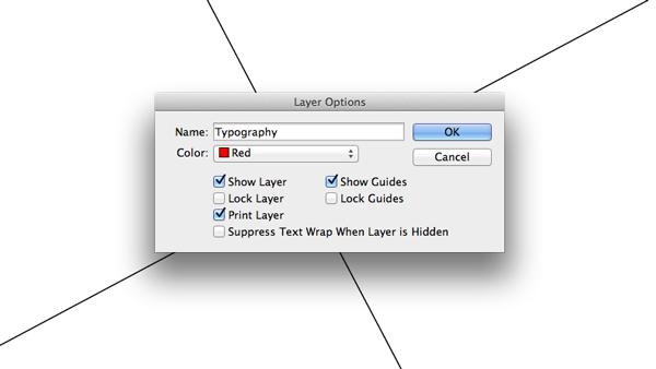 Typography layer