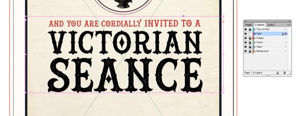typography victorian