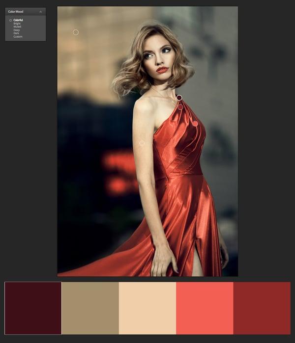 Colourful Mood