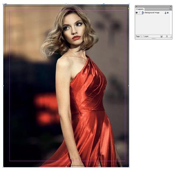 Background Image layer