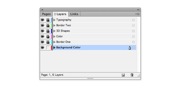 locked layers