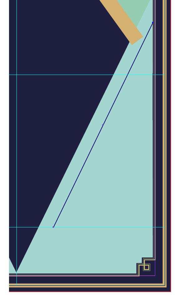 pen line