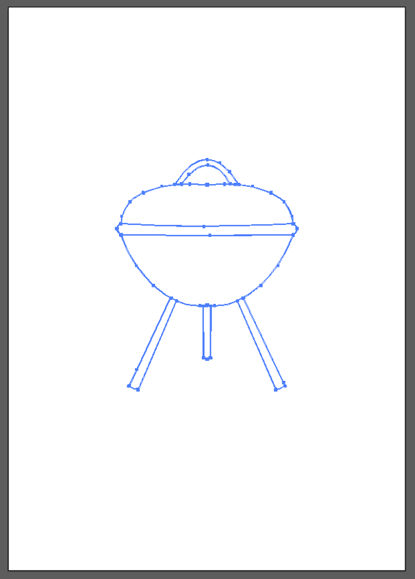 BBQ vector