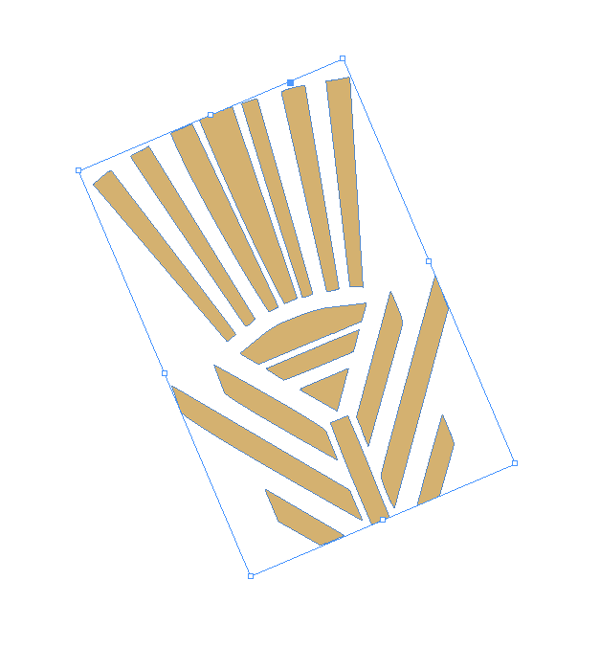 outlines glyph