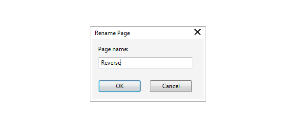 rename reverse page