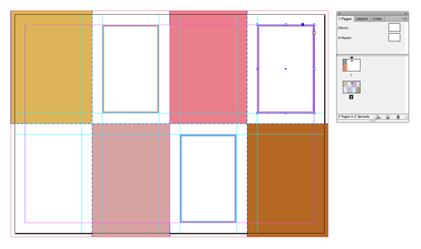 frames on page 2
