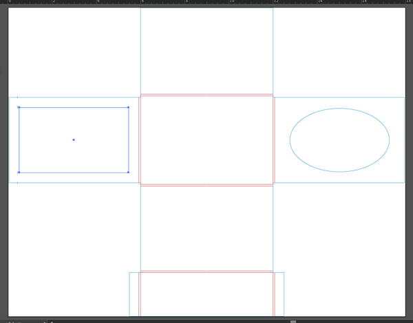 rectangle with beveled corners