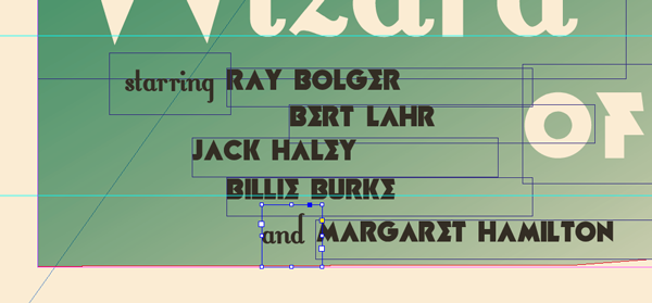 cast names