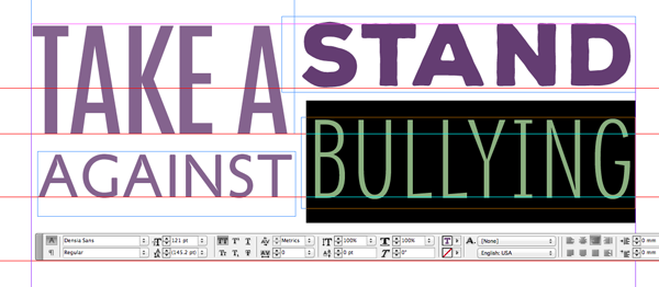 bullying text