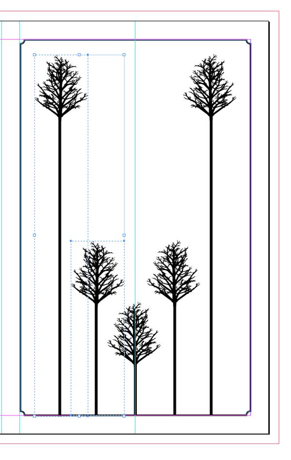 flipped trees