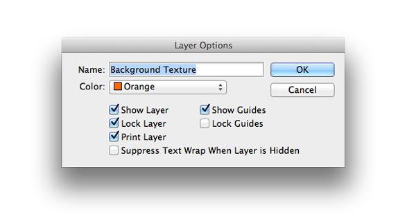 background texture layer