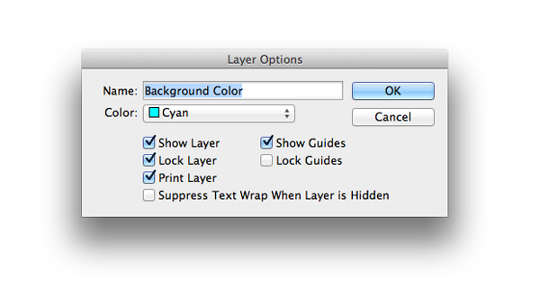 background color layer