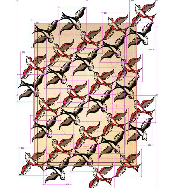 full pattern