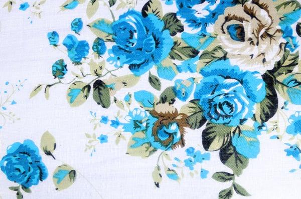 vintage floral photo
