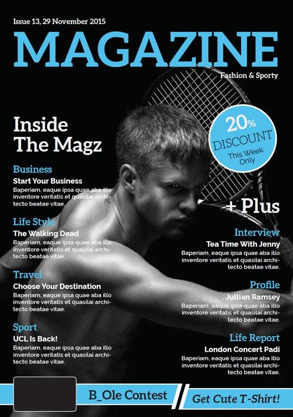color-pop magazine cover
